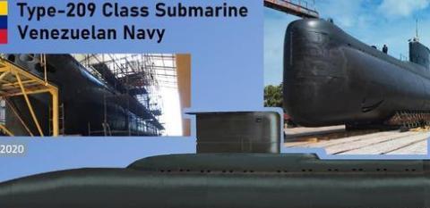 美军挑衅委内瑞拉,委内瑞拉潜艇不废话,直接冲向了美国海军舰队