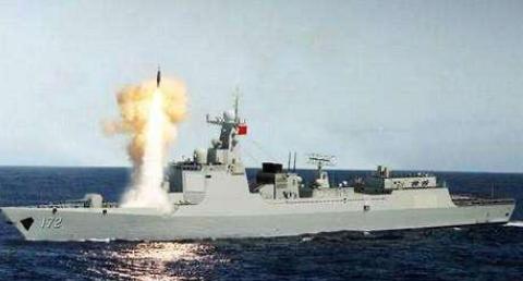 052D垂发单元数量少,如对陆发射巡航导弹,火力不足该怎么办?
