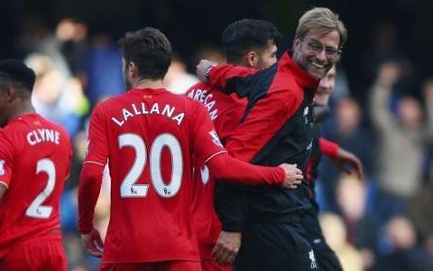 利物浦又一人离队!多次拒绝续约谈判 克洛普:他走是好事