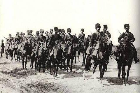 哥萨克骑兵所向披靡,为何在日俄战争中十一万人会八千日军全歼?