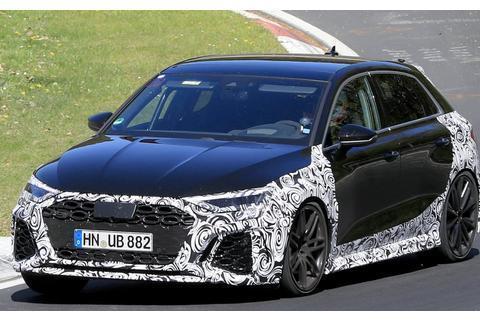 新款Audi RS3即将发布,五缸发动机动力将超过400马力