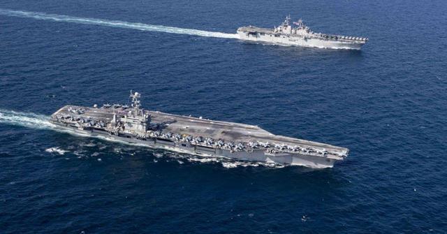 南海防空识别区将划定?专家:解放军战机进永暑礁,传递明确信号