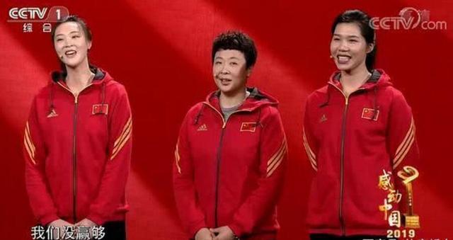 中国女排再添新荣誉!3位获奖代表各有变化,徐云丽愈加清秀漂亮