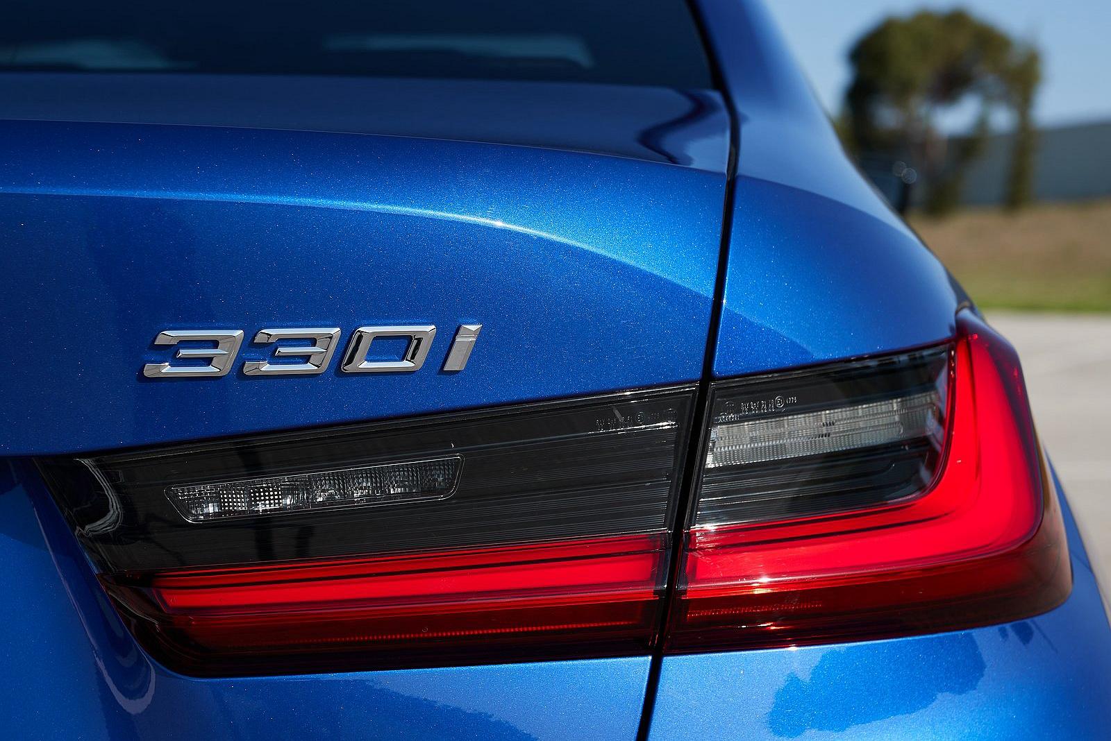 宝马3系 G20时代的BMW 3系