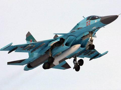 """5月20日全球军事:战斗轰炸机苏-34是战力惊人的空中""""鸭嘴兽"""""""