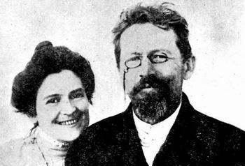 契诃夫和奥尔嘉:两地分居的婚姻也长久