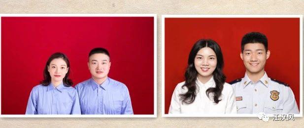 全网观礼祝福!两对荆州新人今天结婚 ,两位院士证婚!