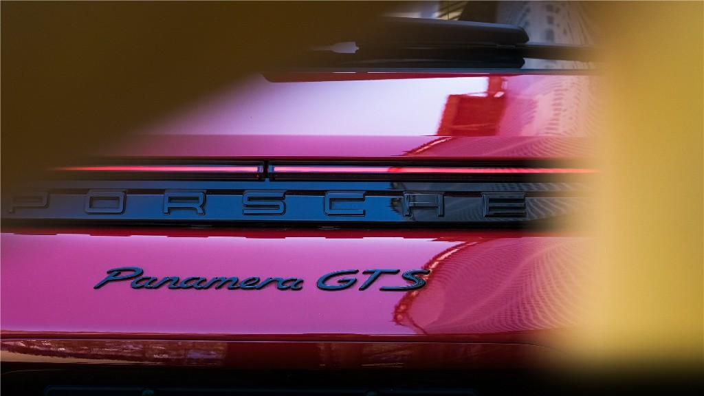 Panamera GTS留下的印象,或许是对911更强的欲望|试车
