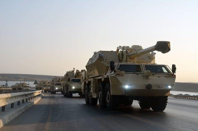1万名士兵120余辆坦克,该国兵力倾巢而出,阻止美国拿下巴库油田