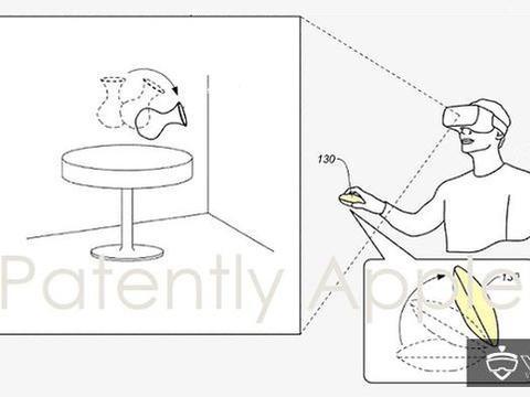 罗技新3D鼠标专利曝光:可搭配头显设备在VR/AR环境中使用
