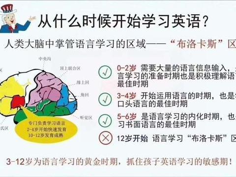 孩子几岁学英语最好?一定要参加英语培训吗?这位妈妈的经历扎心