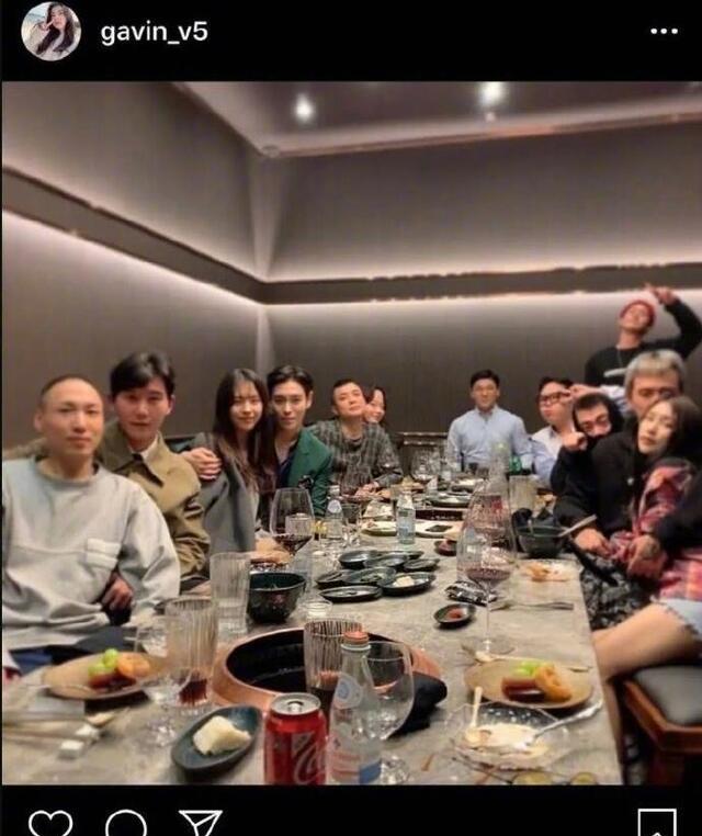 金佳彬方否认与崔胜铉恋爱,姐姐发文称照片是她拍的,同款是巧合