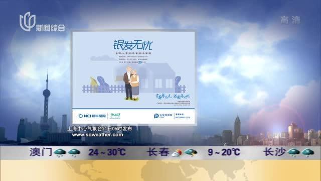 20200521《上海早晨天气预报》