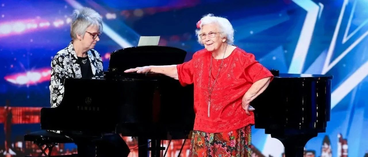 颤音跑调却感动全英国,96岁阿尔茨海默症奶奶:忘了世界却忘不了音乐