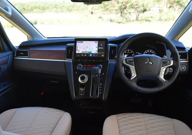 MPV新选择,新款三菱得利卡即将进口,而且还是四驱哦