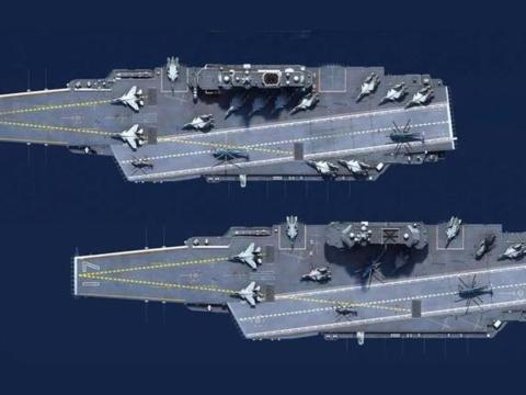 2艘已经服役、第3艘在建,中国海军未来需要多少艘航母?