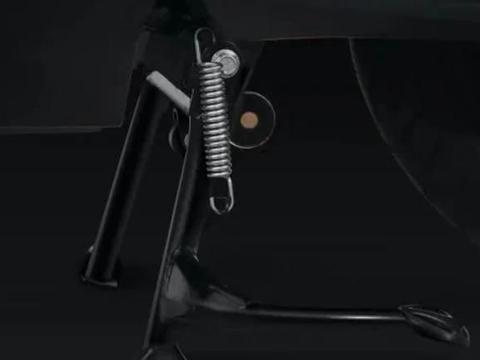 新品电动摩托车——雅迪T9,12寸轮毂、前后碟刹,最大续航120km