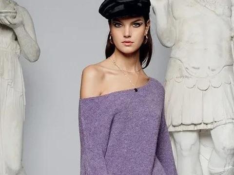 具有年轻的活力,优雅气息的紫色,让整体变得格外轻盈