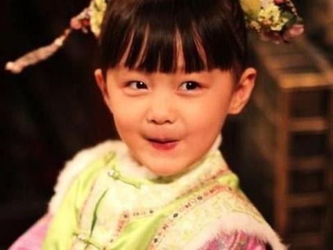 甄嬛传:温宜公主的扮演者纪姿含长大了,网友:美到认不出!