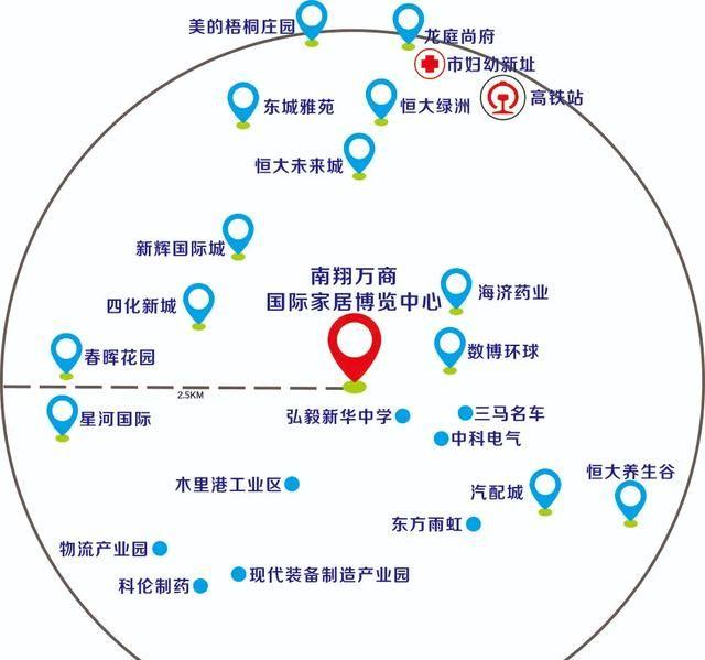 岳阳有一家70000㎡家居卖场,100+建材家居品牌云集