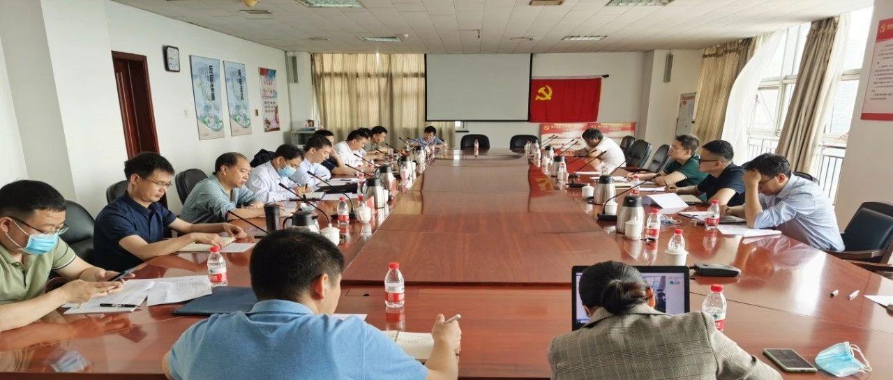 市交通运输委安委办组织召开安全生产工作例会