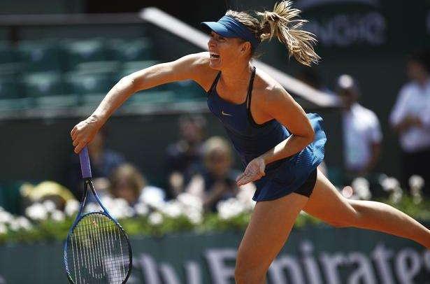 莎拉波娃这些女子网球运动员为什么总穿短裙比赛?不单单是为散热
