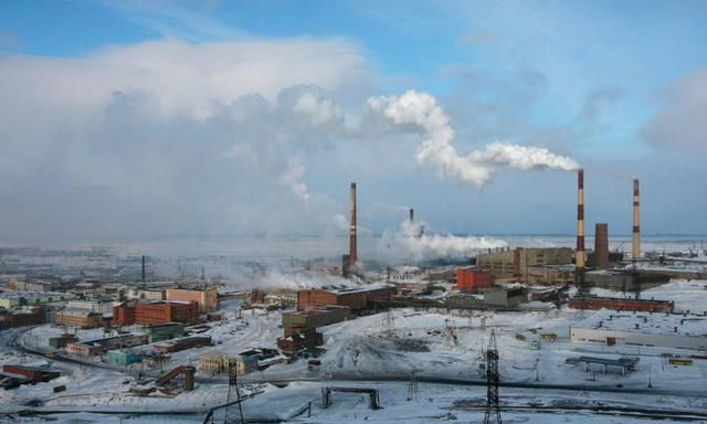 比北极圈还要靠北的城市:冬天气温达零下60度