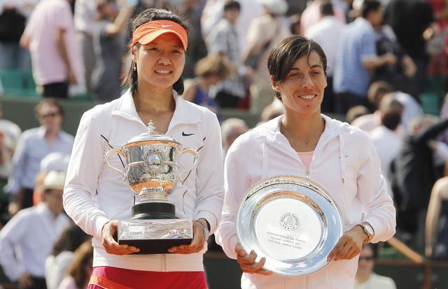 李娜又一纪录被大阪直美破了,亚洲网球第一人的宝座全线不保了