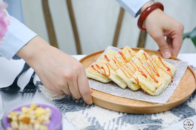30分钟做好一份美味又营养的早餐,主食和热饮都有啦,更有颜值
