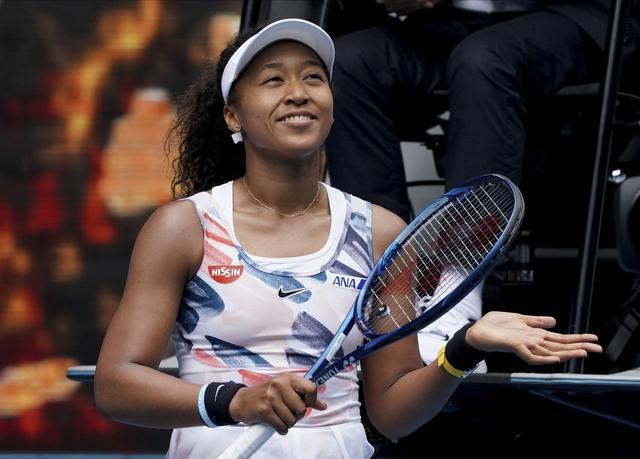 大阪直美年收入3740万美元 刷新女子运动员最高纪录