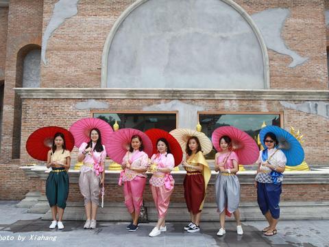 普吉岛好玩的主题乐园,穿泰装,尝特色美食,做一回地道泰国人