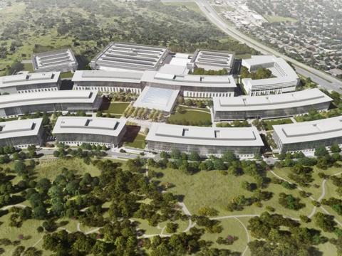 苹果希望在奥斯汀园区引入拥有192间客房的住宿旅馆