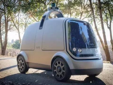 硅谷神秘公司Nuro推出全美最牛无人车,还要颠覆物流业