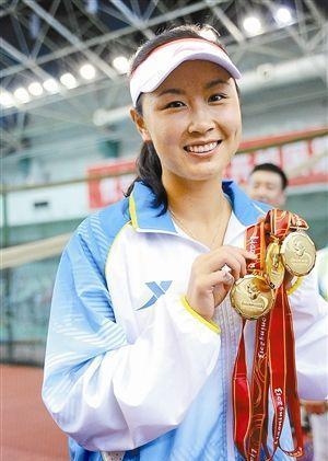 中国网球金花金字塔排名:张帅仅3档,彭帅2档,1档众人皆知