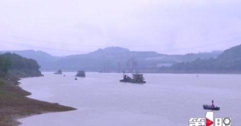 库区腾库进入最后冲刺 长江重庆段1300余座航标全部迁移调整