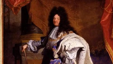 凡尔赛宫:见证路易十四绝世无双的奢华生活,法式生活缔造者