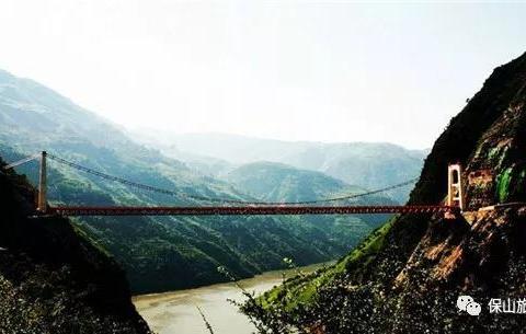 千年古渡霁虹桥 蜀身毒道曾从这里走过