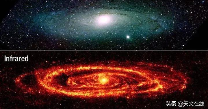 天文学家的眼睛,穿透星系,直视宇宙