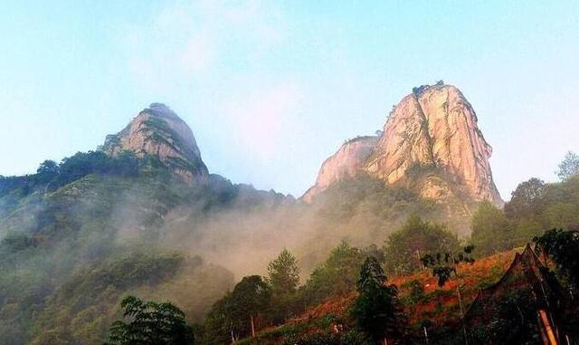山不在高,有仙则名,打卡福建清流,推荐最值得一去的3座名山!