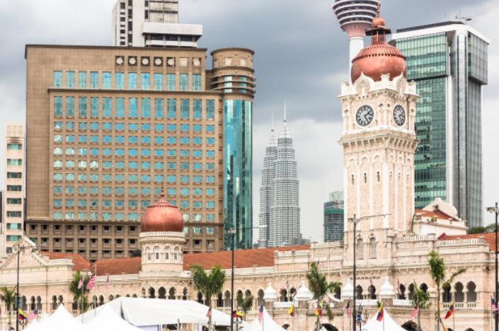 """马来西亚的""""天安门广场"""",东西方文化结合之地,吉隆坡必去景点"""