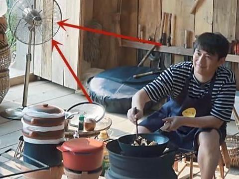 《向往》对张子枫有多宠?别人只能用电风扇散热