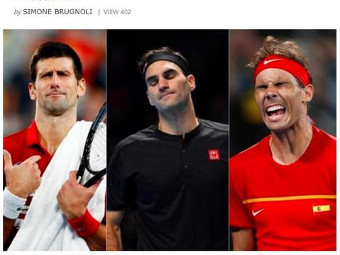 西里奇:因费德勒纳达尔德约科维奇的存在 ATP巡回赛是最健康的