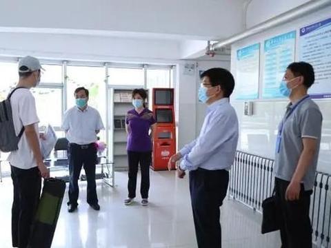 华北水利水电大学迎来2020年春季学期首批返校学生!