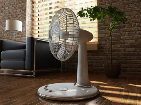 电风扇越吹越热怎么办?加上此装置立马降5度,十分简单好制作