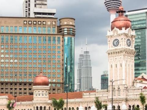 """马来西亚的""""天安门广场"""",东西方文化结合之地"""
