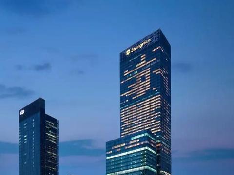 上海香格里拉大酒店自助餐,仿佛海鲜集市搬上了餐桌