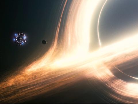《星际穿越》前往的外星球出银河系了吗?