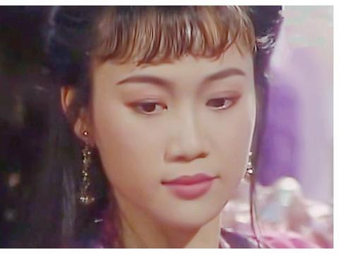 25年前梁小冰主演的古装剧,女主死而复生,却发现男主娶了女二