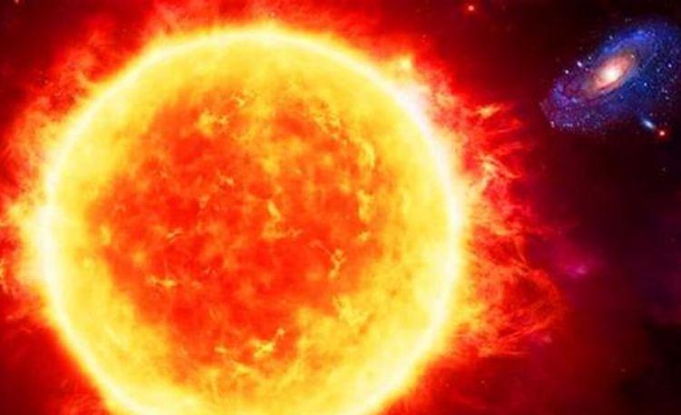 宇宙中最大天体:质量是地球的2万万亿倍,体积是太阳的2亿亿倍