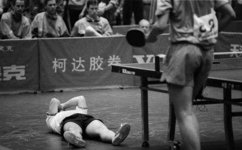 国乒英雄马文革:在国乒最难堪的时候站出来 挽回丢失的面子